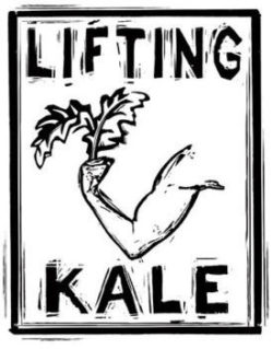 Lifting Kale